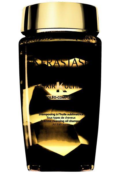 KERASTASE, Elixir Ultime Sublime Cleansing Oil Bath