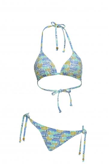 Letarte, Salt Water Jewel Triangle Bikini