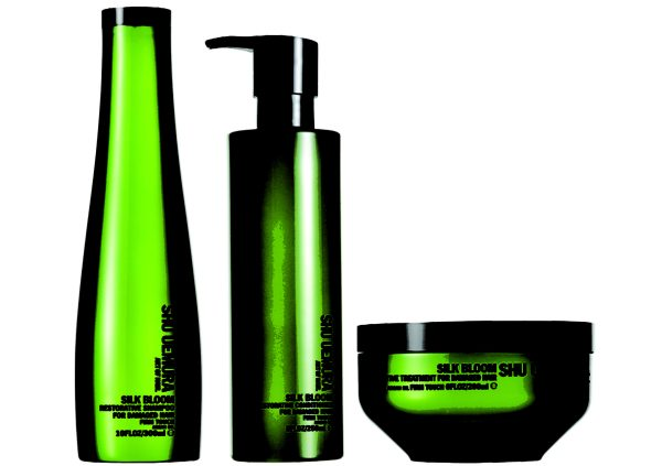 SHU UEMURA ART OF HAIR, Silk Bloom Collection