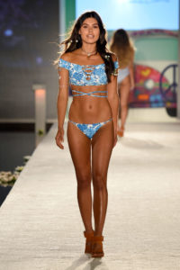 Frankie's Bikinis 2017 Collection at SwimMiami - Runway