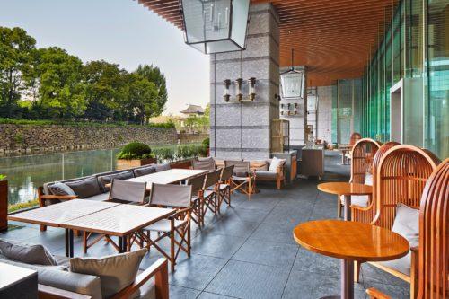 Palace Hotel Tokyo - Grand Kitchen - Terrace - IV