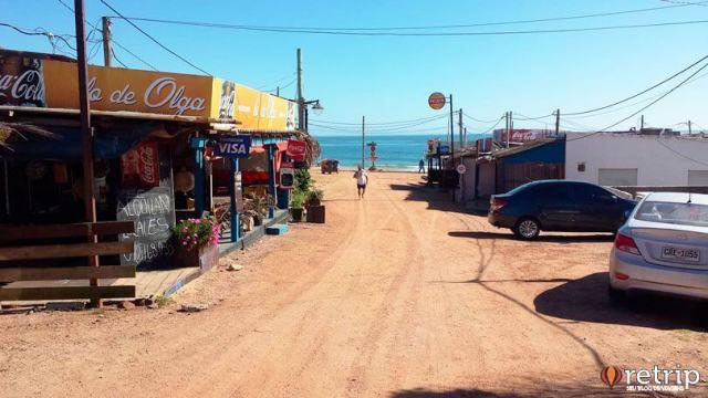 Visite a vila de Punta del Diablo, Uruguai