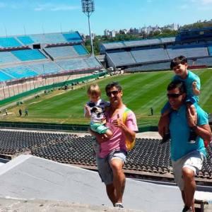 Lugares para viajar com crianças, o Uruguai