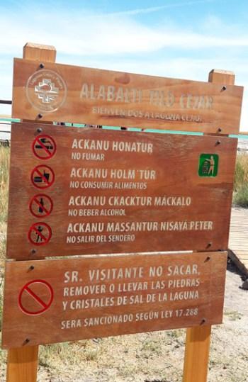 Dicas de um passeio em San Pedro do Atacama