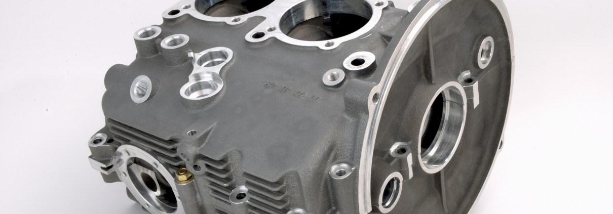 Kurbelgehäuse 356 Carrera