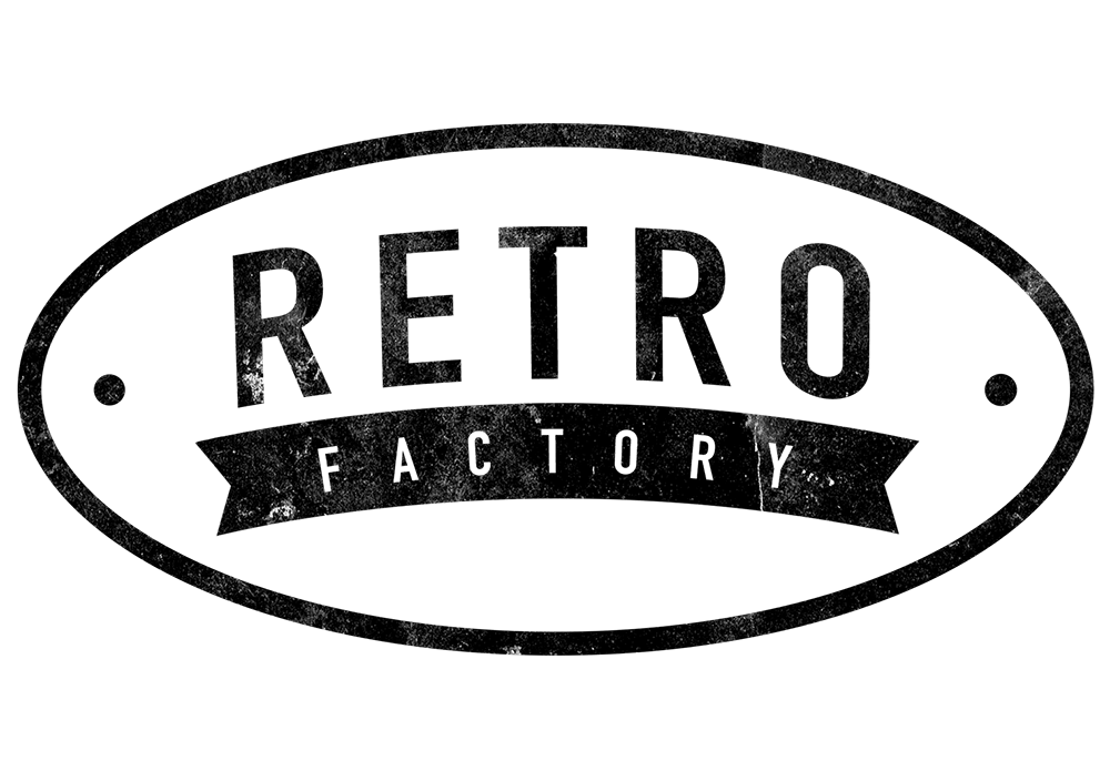 Logo Retro Factory
