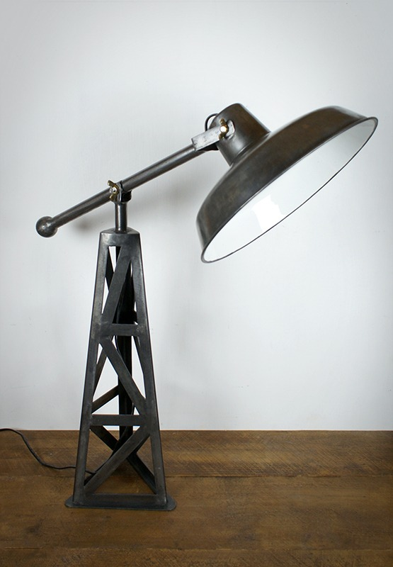 Lampe industriel
