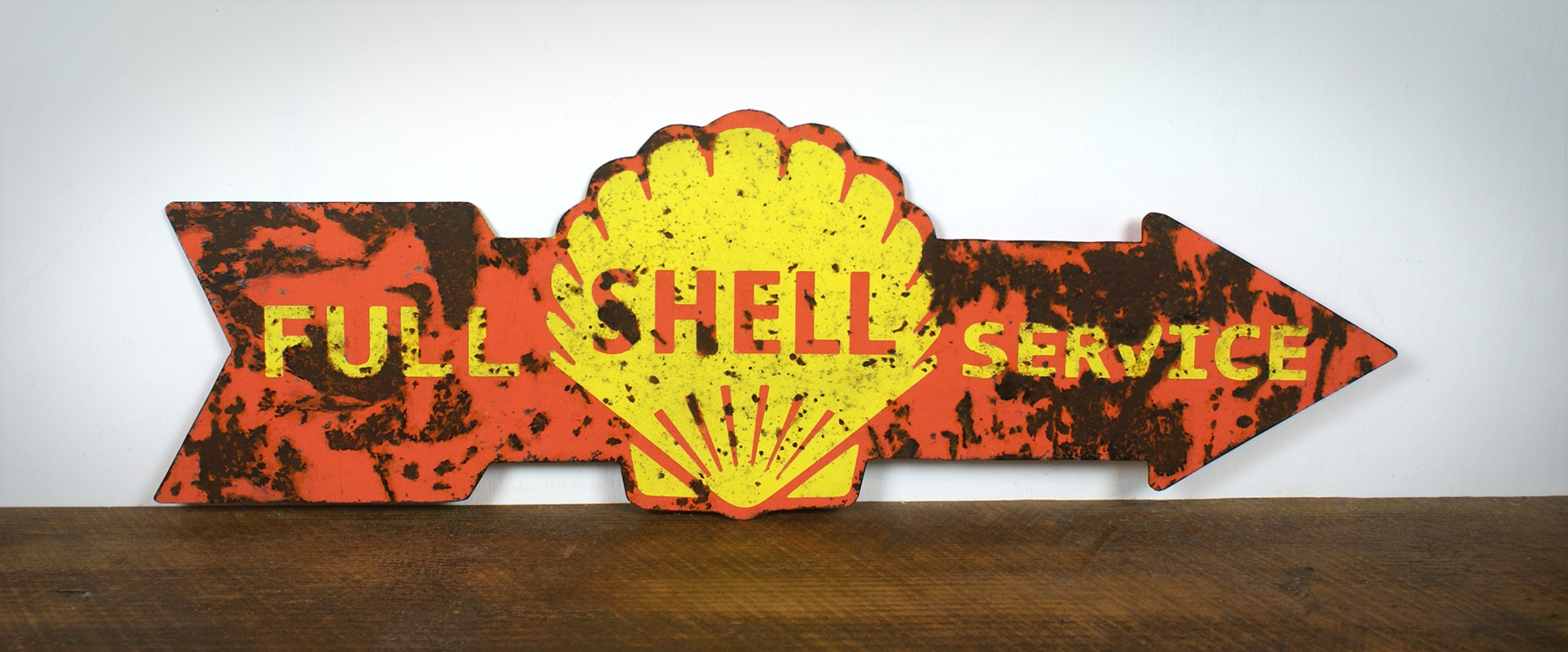 Plaque Shell Full Service