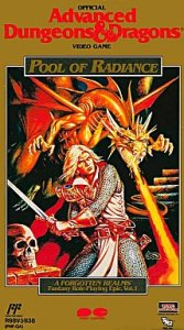 Advanced Dungeons & Dragons プール・オブ・レイディアンス