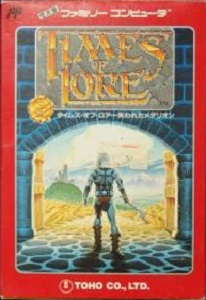 TIMES OF LORE 失われたメダリオン
