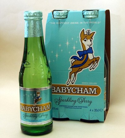 Picture by Jeff Morris   26/9/06 Pix shows a bottle of Babycham.