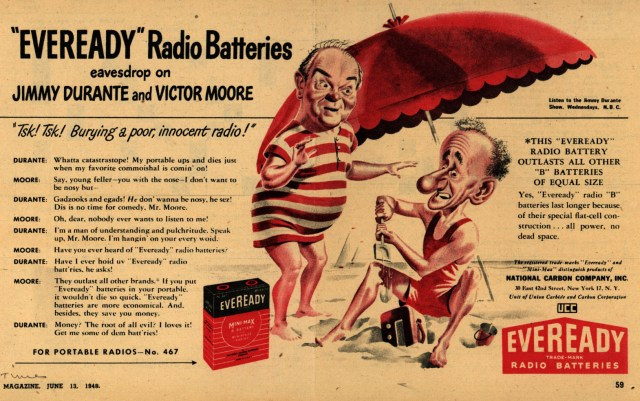 Eveready_Radio_Batteries_eavesdrop_on_Jimmy_Durante_and_Victor_Moore