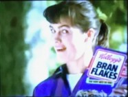 Classic television adverts: Kellogg's Bran Flakes … they're
