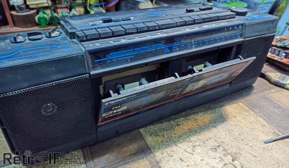 Proton RM 212S Radio RETRO IF 008 1 scaled