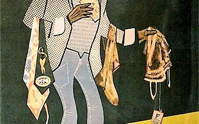 Retro ruhák és frizurák, amelyek kiverték a biztosítékot az elvtársaknál