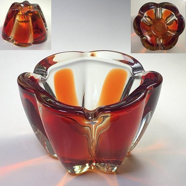 ガラス灰皿R7000