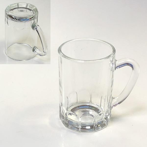 昭和レトロガラスミニマグカップ