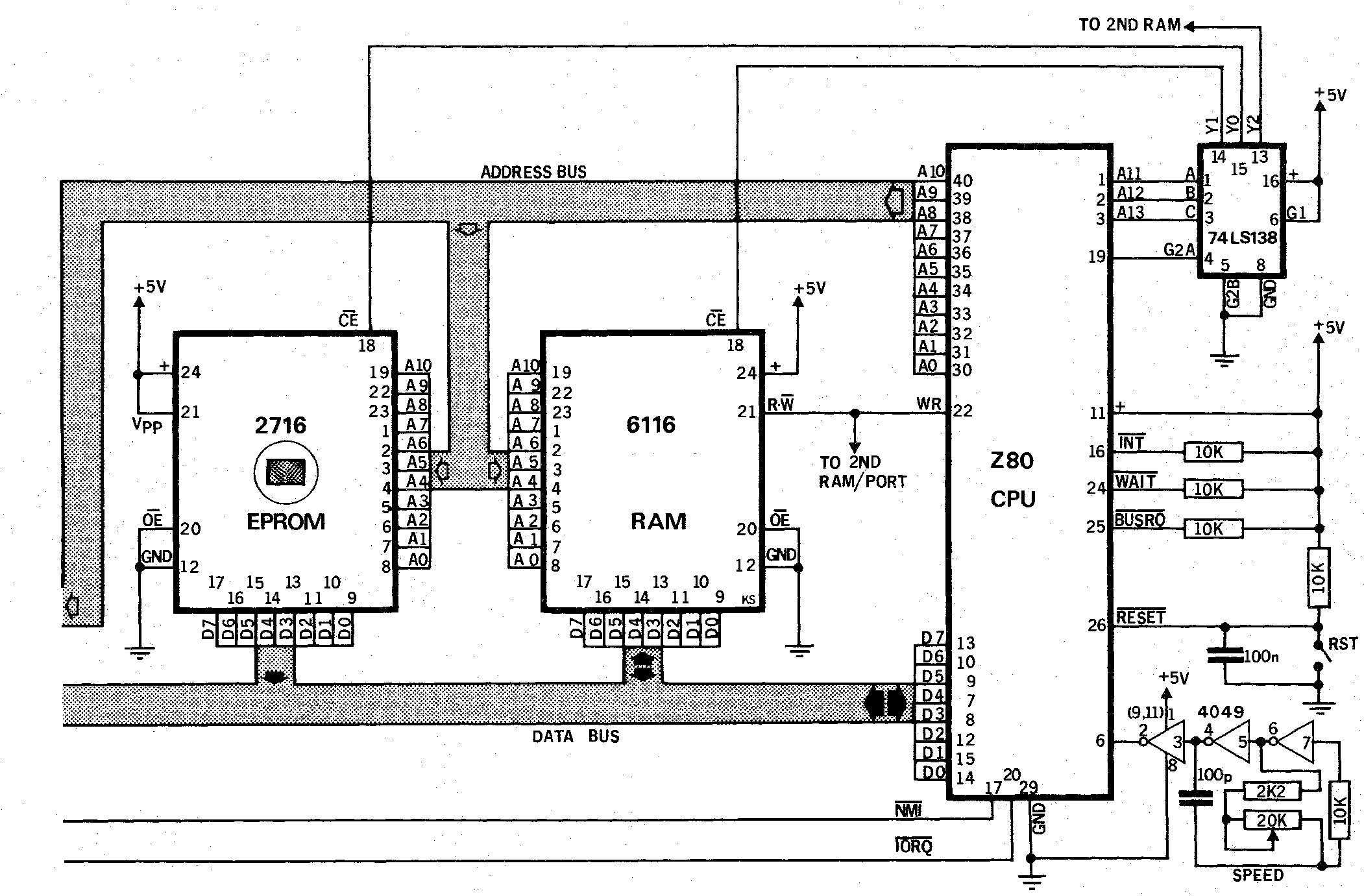 Tec 1 And Tec1 A Retro Computing