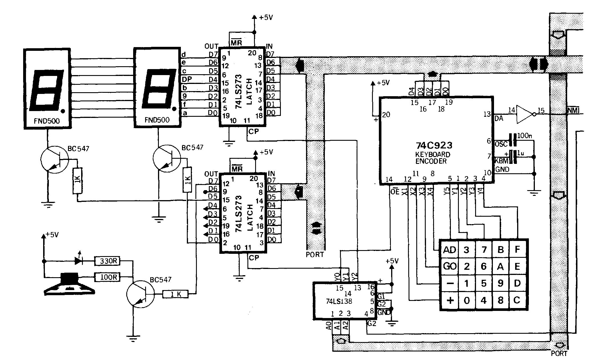 Tec 1b Retro Computing