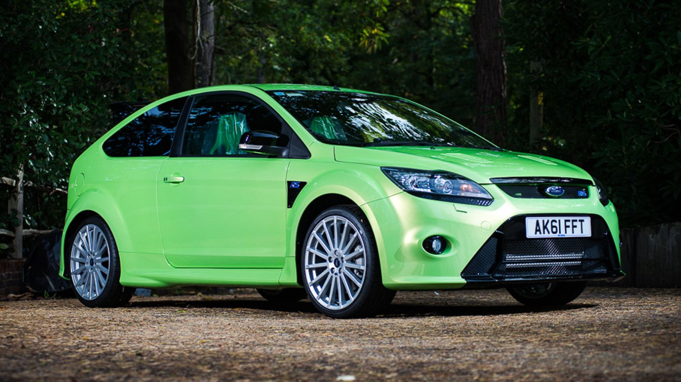 Ford Focus RS: £43,875