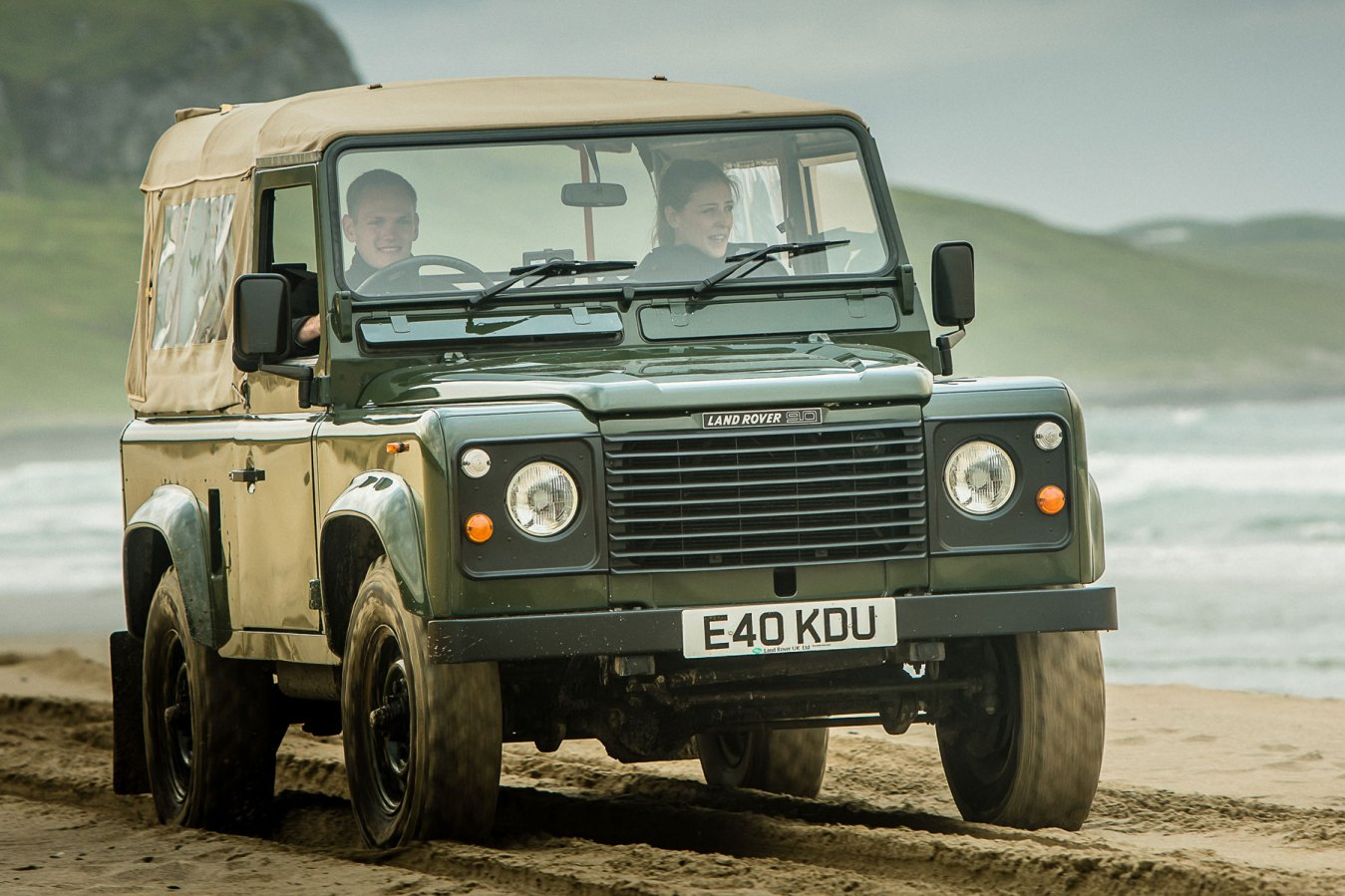 Land Rover 90 40th Anniversary
