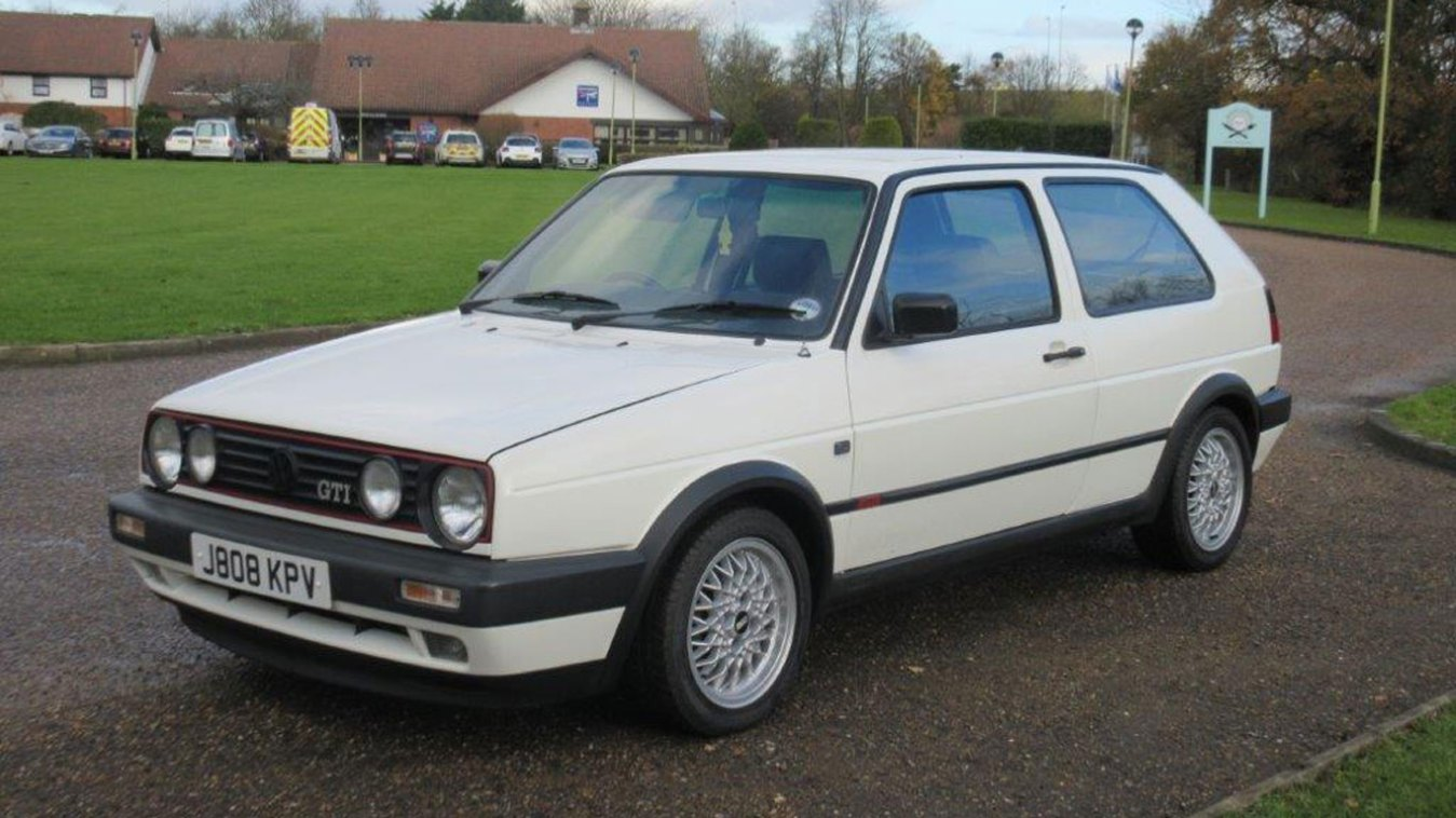 Volkswagen Golf GTI: £3,000 - £4,000