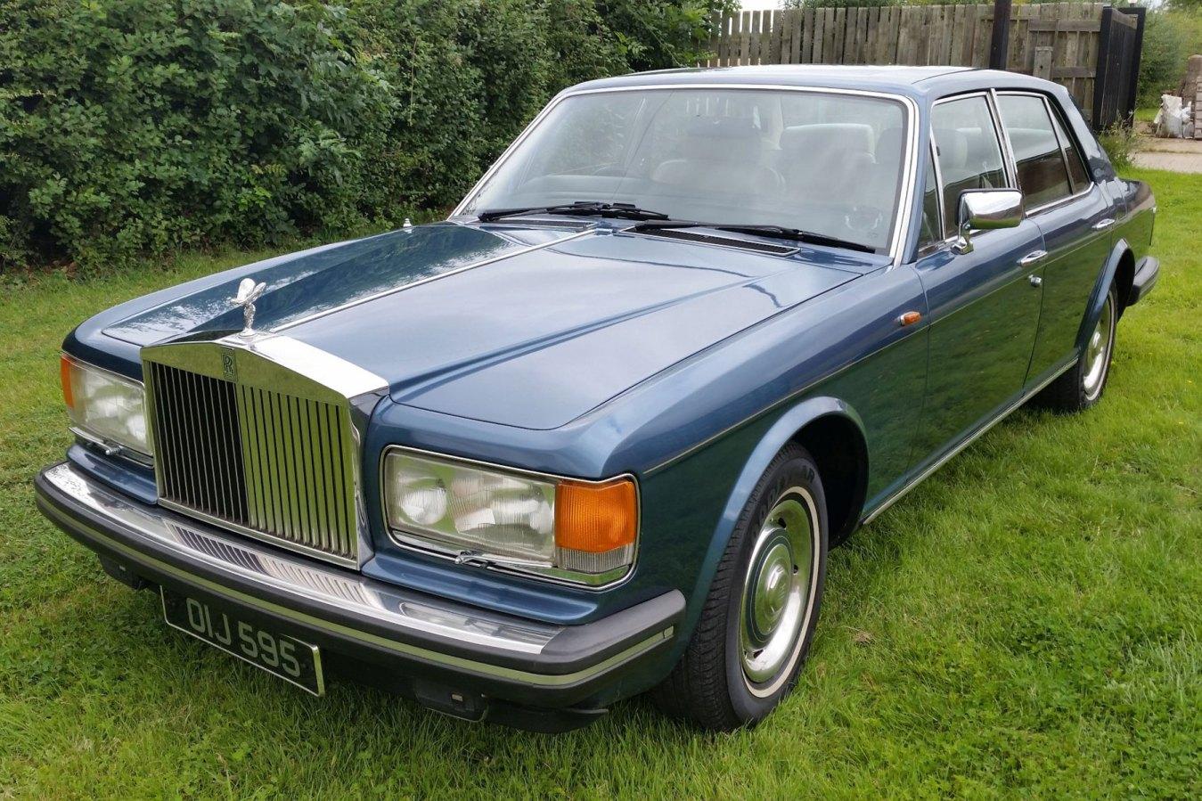 Alan Sugar's Rolls-Royce