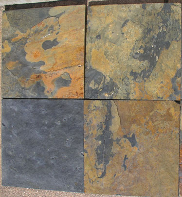 pearls in concrete and tile sealer