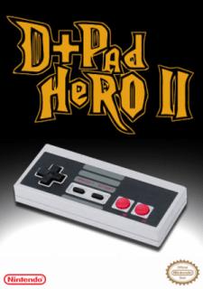Homebrew D Pad Hero 2 NES RetroAchievements