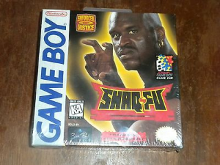 Shaq Fu Game Boy RetroAchievements