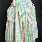 Handmade 'Grandma Mammy's 1950s cotton apron.