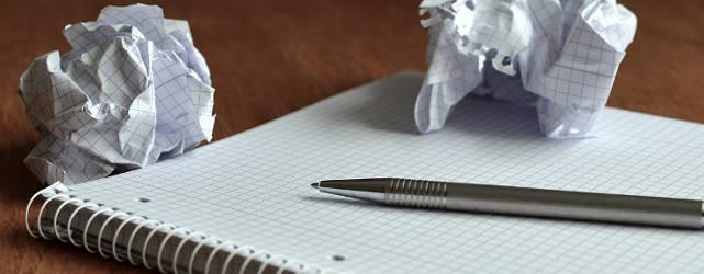 Darius Tred Blog, consigli di scrittura