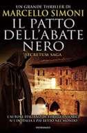Darius Tred, Il patto dell'abate nero, Marcello Simoni, copertina