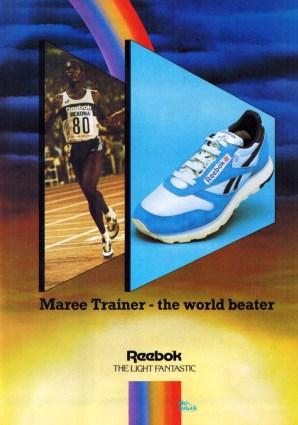 1984 Reebok Maree Trainer