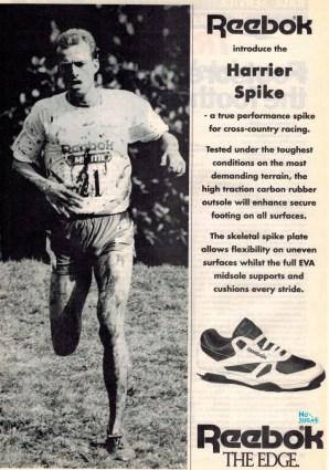 1991 Reebok Harrier Spike