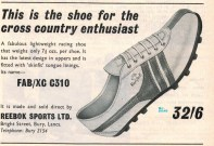 Reebok Fab - XC Dec 1967