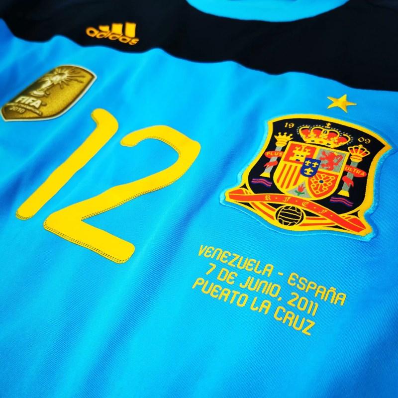 Camiseta Match Issue con leyenda del partido (@footbori)