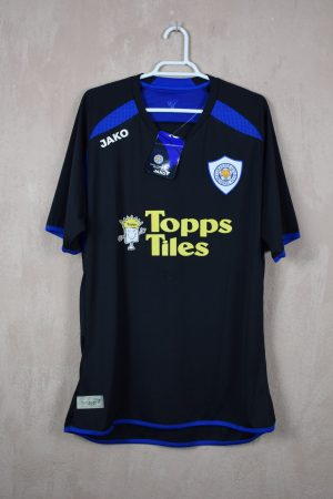 Leicester City 08-09 Away Jako