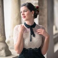 [:de]Schwarz-weiße Weihnachten: Gewinne das festliche Neo Victorian Kleid von Vive Maria[:en]Black and white Christmas: The festive Neo Victorian Dress by Vive Maria[:]