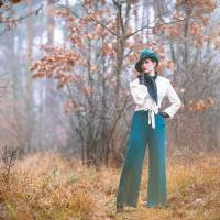 [:de]Die Marlene-Hose & ein Retro-Outfit, oder: Wann Frauen anfingen, Hosen zu tragen[:en]Trousers & a retro Outfit, or: What happened when women started to wear Trousers[:]