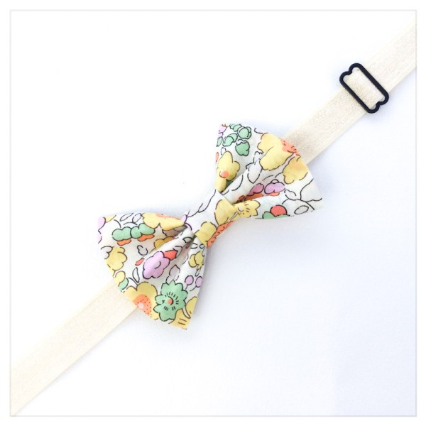 Noeud papillon liberty Betsy Sunshine