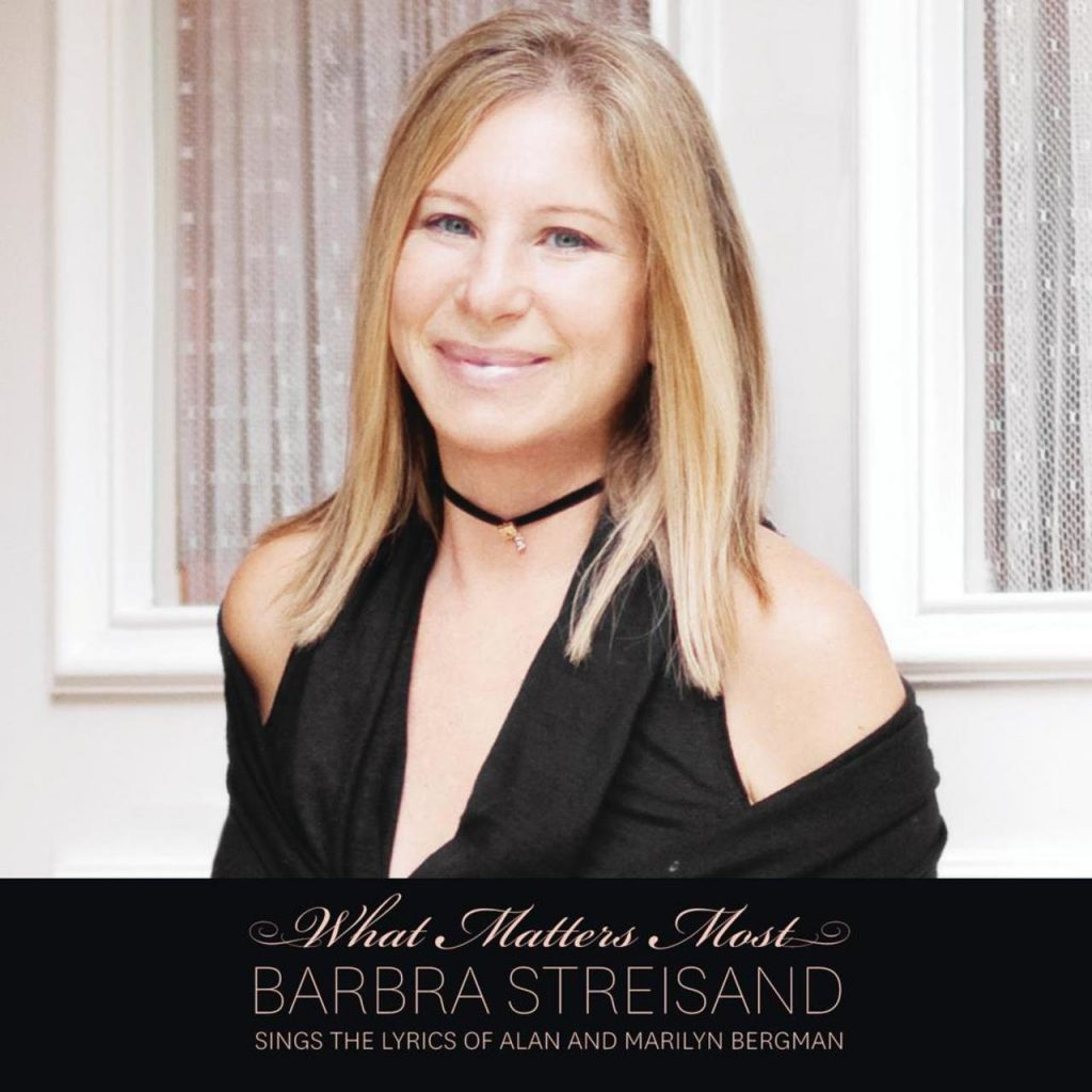 Streisand What Matters Most