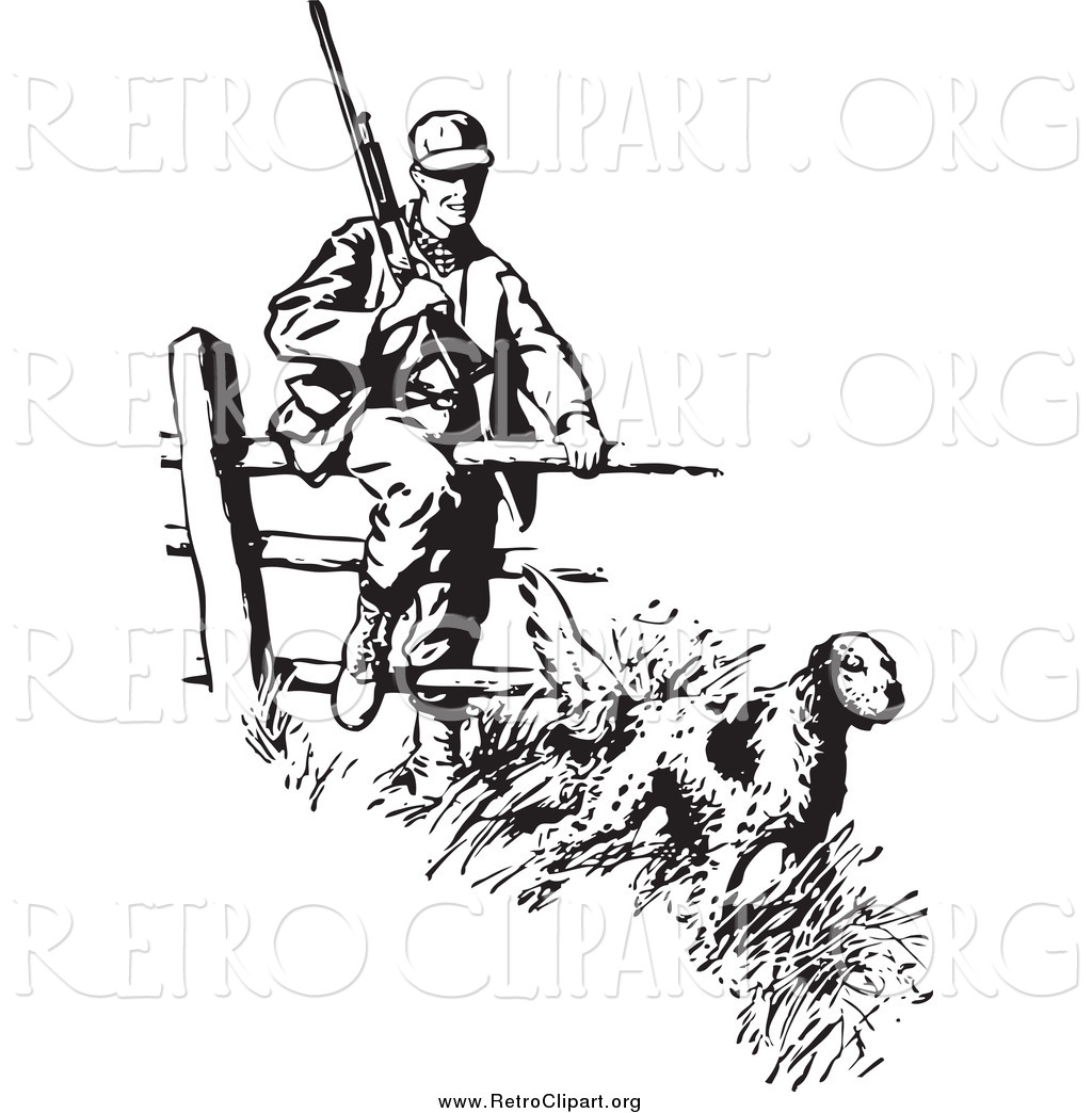 The Hunt Is Over Clip Art Cliparts