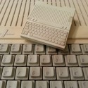 Apple IIc Raspberry Pi case