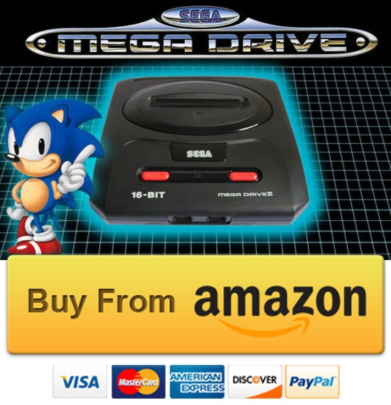 Mega Drive Banner