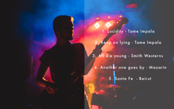 MUSICAL FRIDAYS – FUTURISTIC TUNES