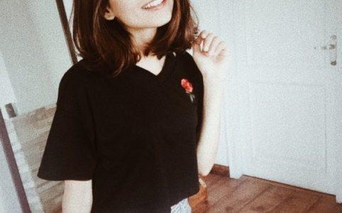 Zaful embroidered tshirt