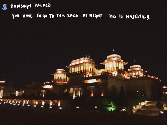 1-1 Three days in Jaipur - A photo diary & testing SamsungS9.