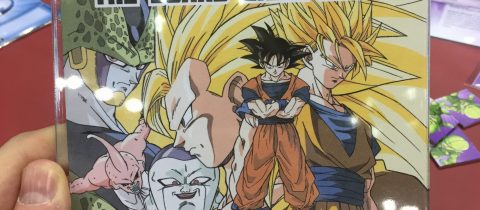 The Lost Dragon Ball Z Board Game Saga