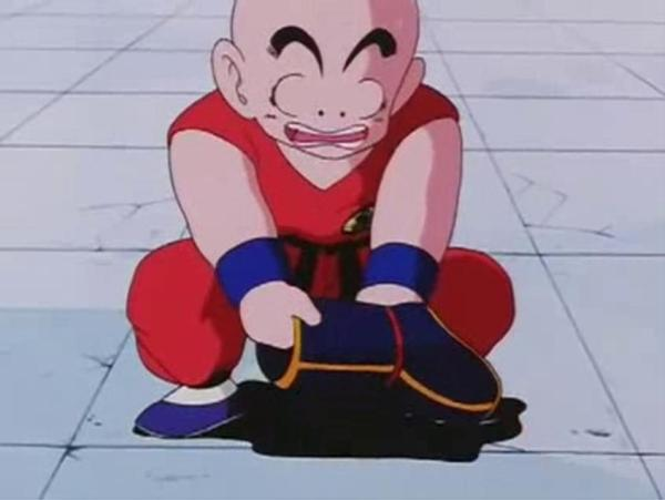 Krillin Weighted Clothing